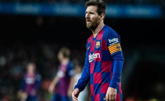 Barcelona'da Messi ve Dembele sorun oldu