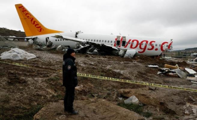 Boeing, Pegasus'un pistten çıkan uçağıyla ilgili destek verecek