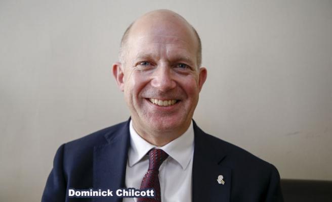 Büyükelçi Chilcott'tan 'Ankara Anlaşması', Türkiye ve Kıbrıs Açıklamaları