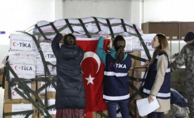Çinlilerden Türkiye'nin desteğine teşekkür