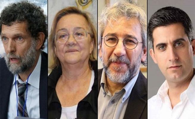 Gezi Parkı davasında mahkemeden beraat kararı