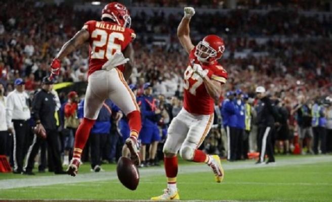 Kansas City Chiefs, 50 yıl sonra Super Bowl'da şampiyon oldu