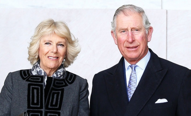 Prensi Charles ile Camilla Güney Kıbrıs'ı Ziyaret Edecek