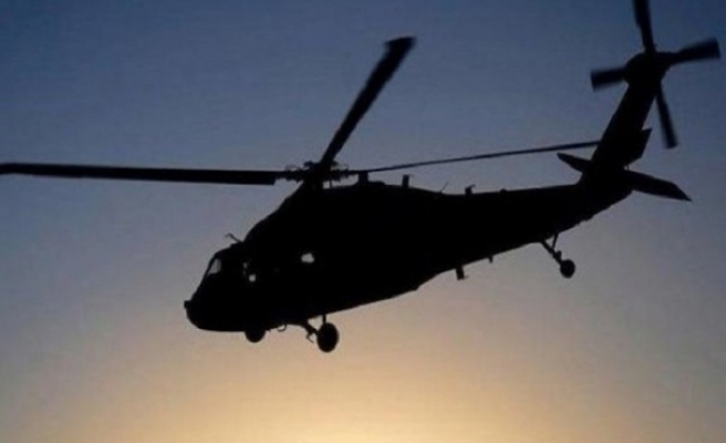 Rusya'da helikopter düştü: 2 ölü