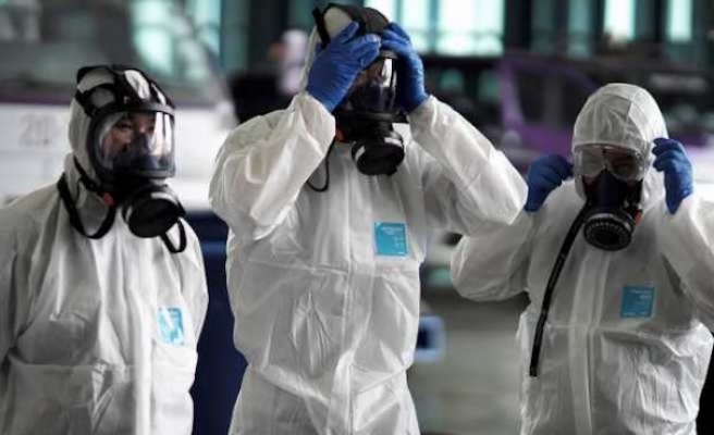 Türkiye'de koronavirüs tanısı alan hasta olmadı