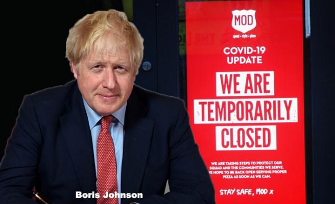 Boris Johnson, Koronavirüs Sebebiyle Kapanacak Mekanları Açıkladı