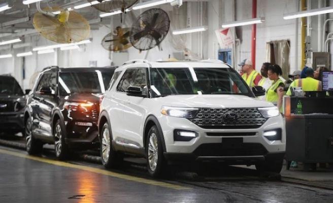 Ford, Avrupa'da üretime ara veriyor