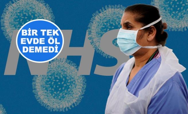 """İngiliz Milli Sağlık Servisi NHS'den """"doktora gitme, eve kapan"""" tavsiyesi"""