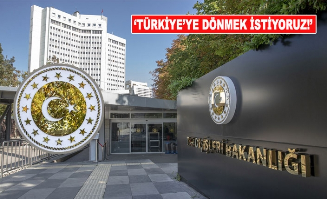 İngiltere'de Mahsur Kalan Türkler Destek Bekliyor