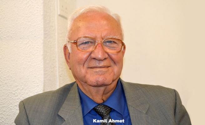 Kamil Ahmet Londra'da Vefat Etti