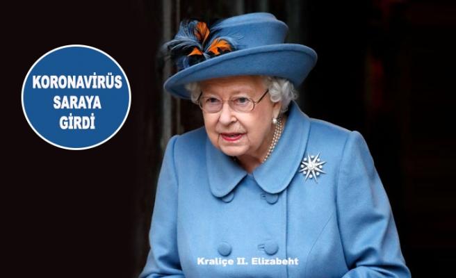 Kraliçe II Elizabeth'te 'Koronavirüs' Endişesi