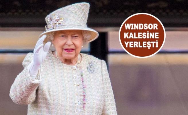 Kraliçe II. Elizabeth'ten Koronavirüs Mesajı