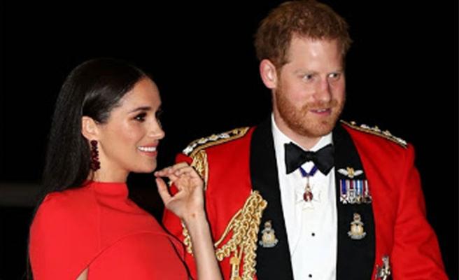Prens Harry'nin Son Resmi Temsili
