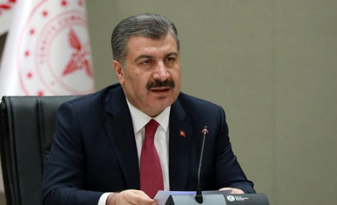Sağlık Bakanı Koca'dan yerli solunum cihazı açıklaması
