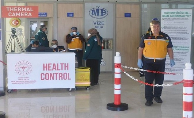 Türkiye'nin koronavirüsle mücadelesi dünyaya örnek oldu