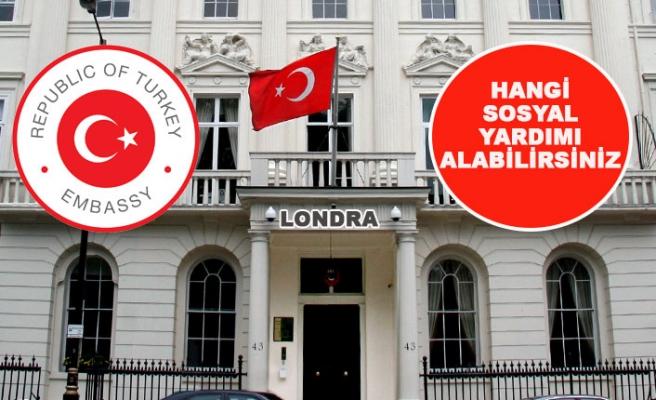Büyükelçilik, Türk Vatandaşlarının Alabileceği Destekleri Açıkladı