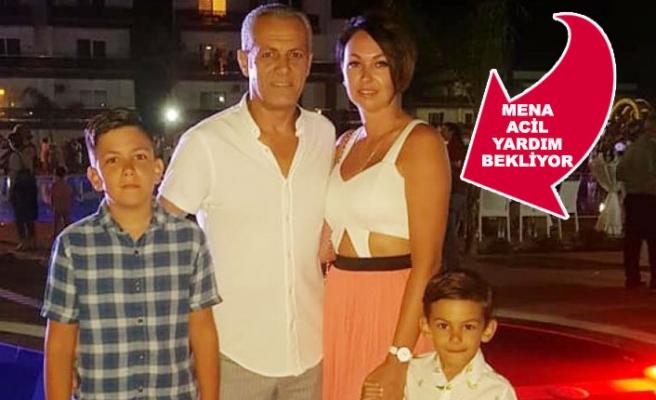 Engin Yorgancı'nın Kanser Olan Eşi Mena İçin Yardım Kampanyası