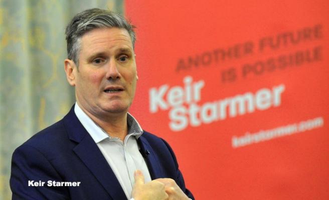 İngiltere'de İşçi Partisi Liderliğine Sir Keir Starmer Seçildi