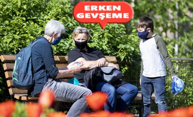 Almanya'da 'Normal Hayata Dönüş' Kargaşası
