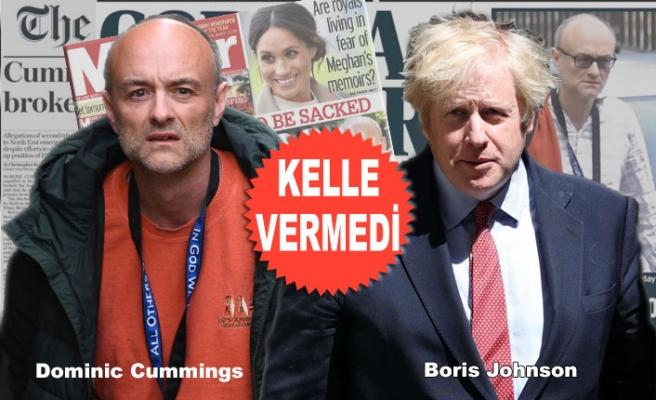 Boris Johnson, İstifası İstenen Danışmanına Sahip Çıktı