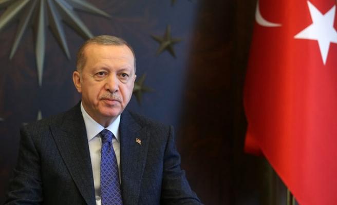 Cumhurbaşkanı Erdoğan'ın, Bayram Mesajı