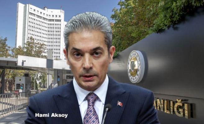 Dışişleri Bakanlığı'ndan, Yunanistan'da Türk bayrağı yakılmasına tepki
