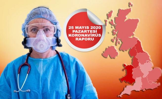 İngiltere'de Koronavirüs Ölümleri Tırmanıyor