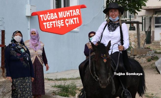 'Kovboy Muhtar'a Dur Durak Yok