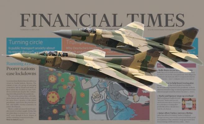 Libya'ya sevk edilen Rus savaş uçaklarına BM incelemesi
