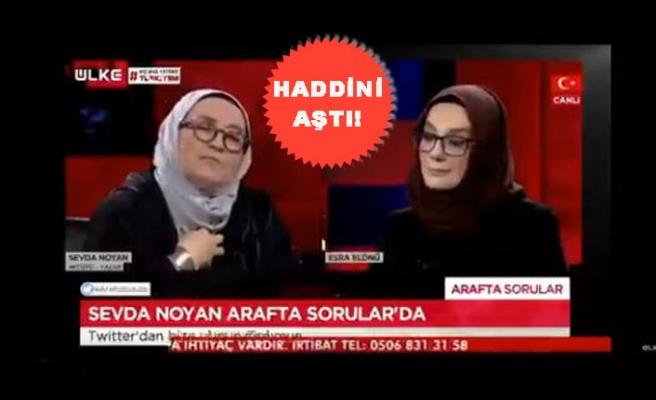 Sevda Noyan'ın Sözleri ve RTÜK'ün Tavrı Tartışılıyor