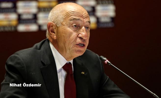 TFF Başkanı Özdemir'den Liglerin Başlaması Açıklaması