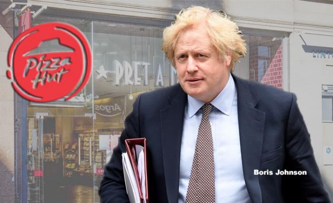 İngiltere'de Restoran Sektöründen 'İmdat' Çığlığı