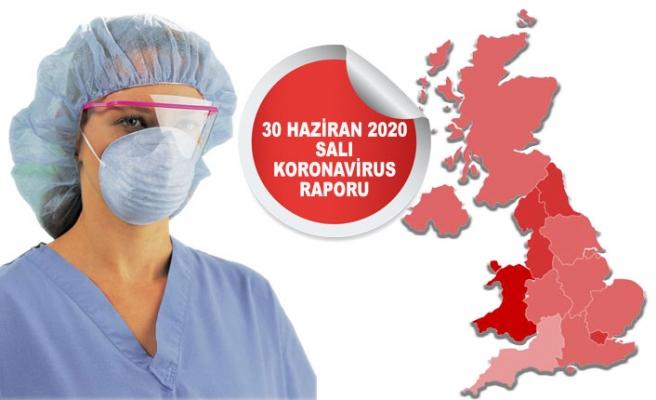 İngiltere'de Koronavirüsten Ölenler 44 Bine Yaklaştı