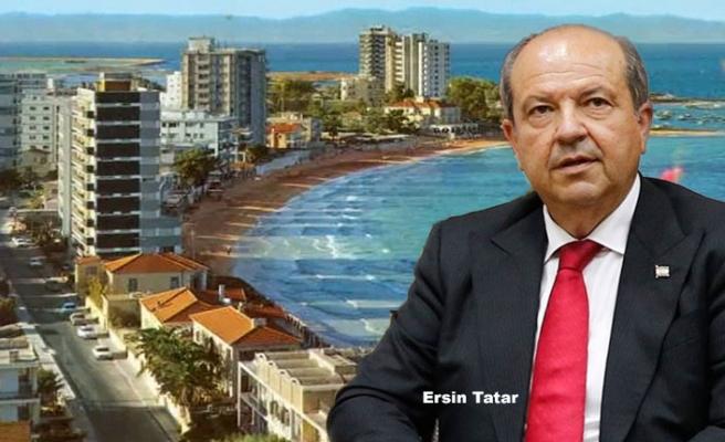 KKTC Başbakanı Tatar'dan 'Maraş' Açıklaması