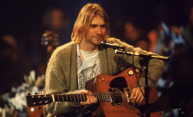 Kurt Cobain'in Gitarına Rekor Fiyat