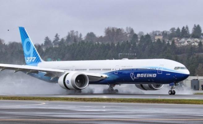 Boeing, 777X geniş gövdeli yeni uçaklarını 2021'de piyasaya sürecek