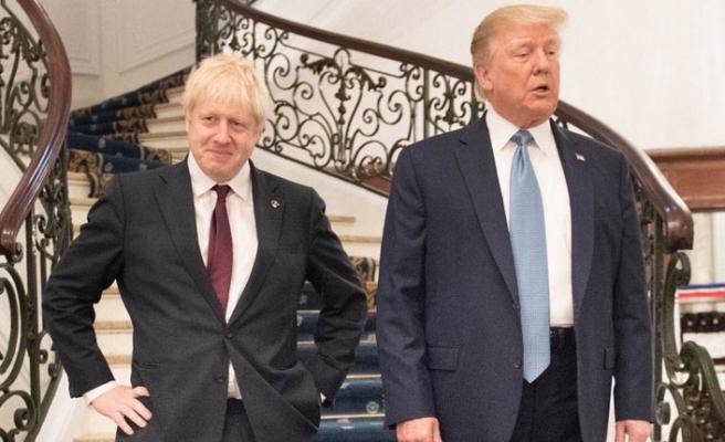 Brexit Sonrası İngiltere, Trump'a Amigoluk Yapacak!