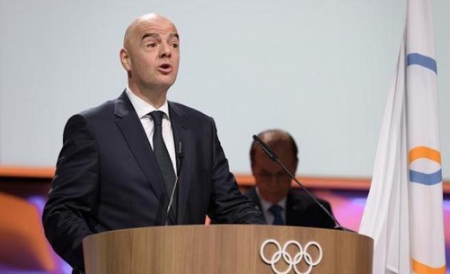 İsviçre Federal Mahkemesi, FIFA Başkanı Gianni Infantino'ya soruşturma açtı