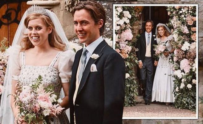 Sürpriz Kraliyet Düğününde İlginç Detay!
