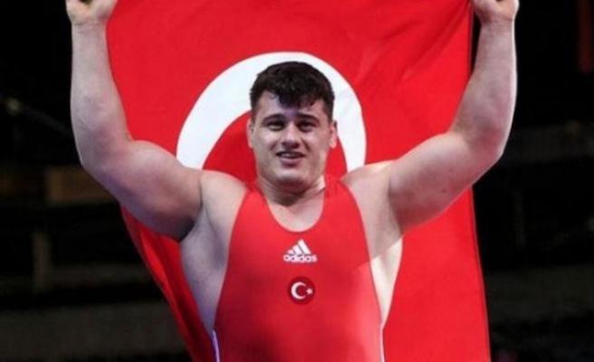 Rıza Kayaalp'in hedefi beşinci dünya şampiyonluğu