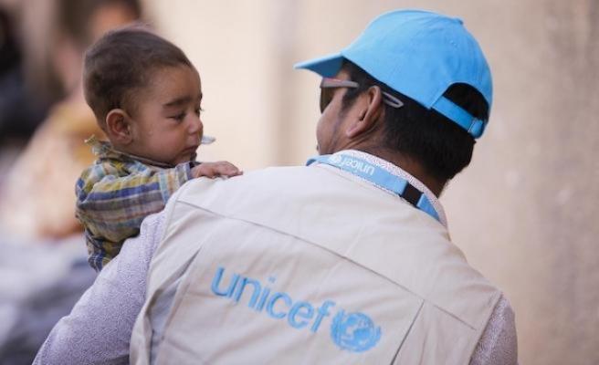 UNICEF uyardı: 15,4 milyon çocuk gıda sorunu yaşayabilir