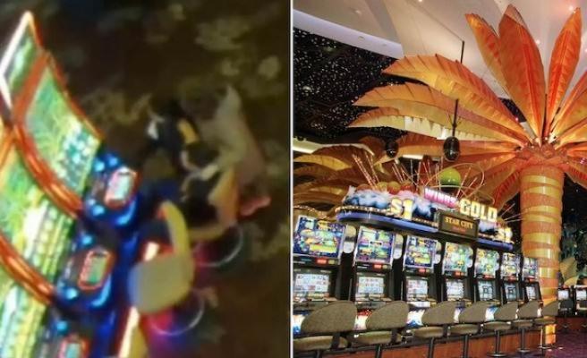 12 yaşındaki çocuk casinoya girdi, poker oynadı