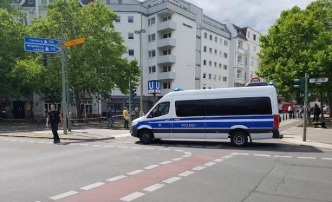 Berlin'de 1 saat içerisinde 2 banka soygunu