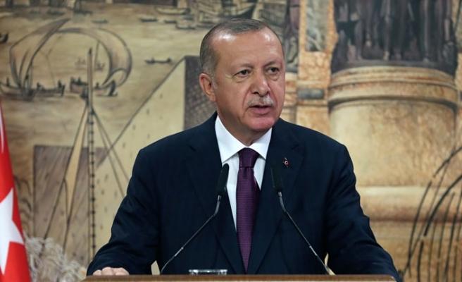 Erdoğan Beklenen Müjdeyi Verdi!