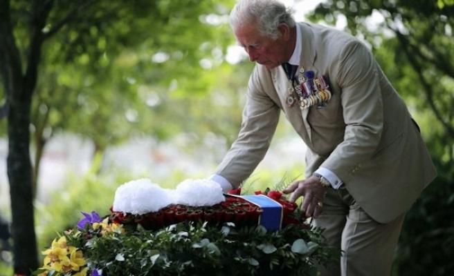 İngiltere'de 2. Dünya Savaşı'nı Anıyor