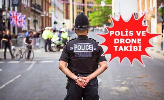 İngiltere'de, Koronavirüs Takibinde Polisin Gözü Üzerimizde!