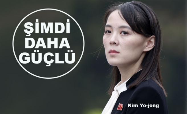 Kim Jong-un'dan Kız Kardeşi Yo-Jong'a Yetki Devri