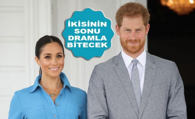 Meghan Markle - Prens Harry Draması