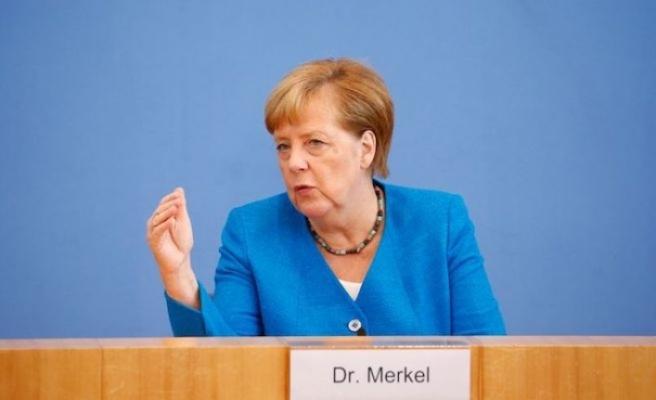 Merkel Suriye'deki durumu 'dramatik' buldu