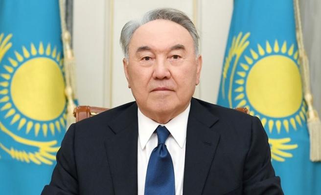 Nursultan Nazarbayev'e BM'den Özel Statü